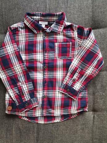 Koszula chłopięca r. 92