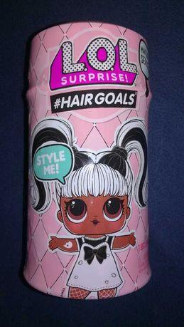 Laleczka LOL SURPRISE Hairgoals z włosami 557050. Nowa, oryginał MGA