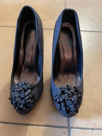 Sapatos Azuis Seaside - 35