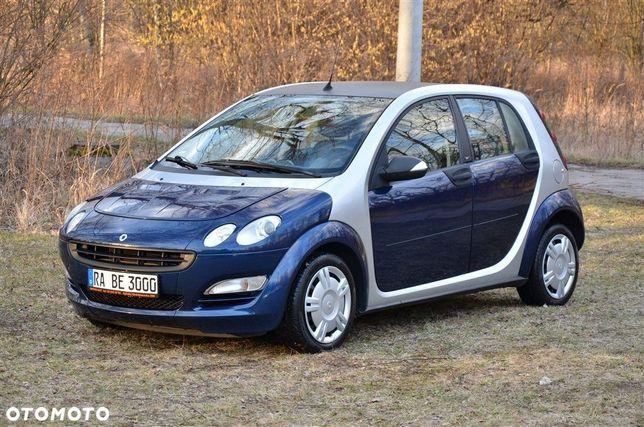 Smart Forfour Bezwypadkowy sprowadzony gwarancja przejechane...