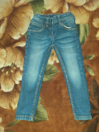 Джинси, скинни, джинсовая рубашка zara