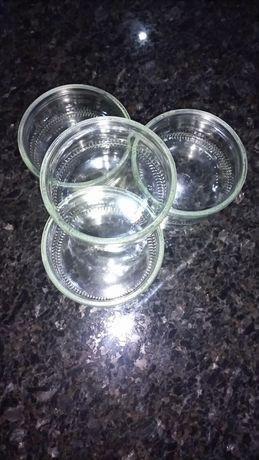 Taças de vidro preço cada