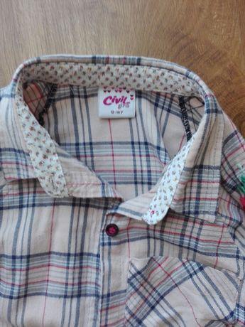 Сорочка для дівчинки. Виробництво Польща