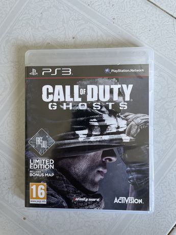 Jogo call of duty ghosts