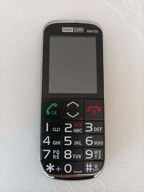 Telefon dla seniora.
