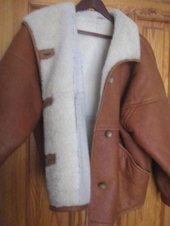 Ciepły elegancki korzuch, płaszcz, kurtka