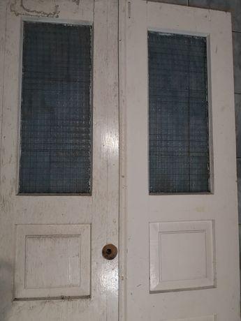 Двері міжкімнатні двохполовинкові
