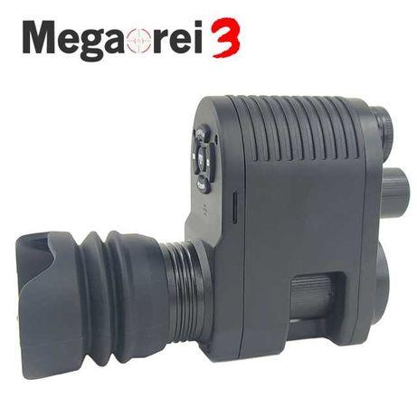 Noktowizor myśliwski Megaorei 3 zestaw ładowarka,akumulator,karta 32Gb