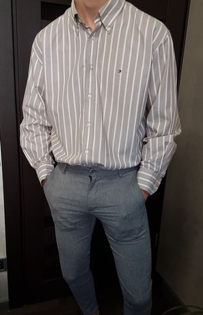 Рубашка Tommy Hilfiger + брюки MCR