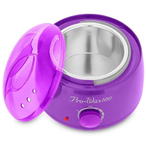 Воскоплав баночный Pro Wax 100 (цвет в ассортименте) фиолетовый