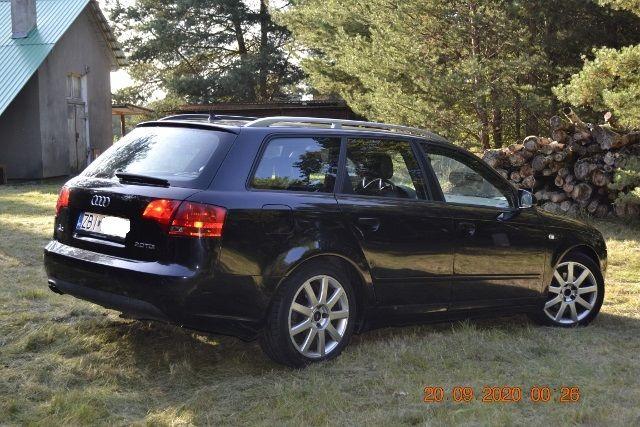 AUDI A4 S-line, 170 KM, Kombi, Nagłośnienie Bose