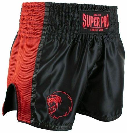 Шорты для тайского бокса Super Pro Combat Gear Размер S