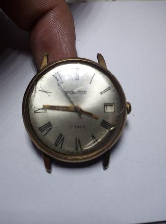 Продам часы POLJOT AU5