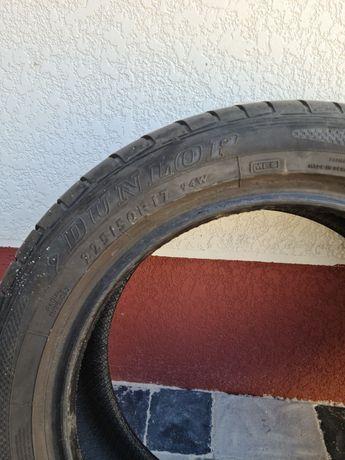 Резина Dunlop 225 50 r17. Ранфлет.