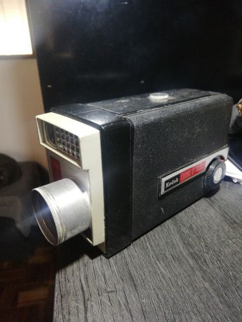 Kodak escort 8 Filmar Vintage de coleção