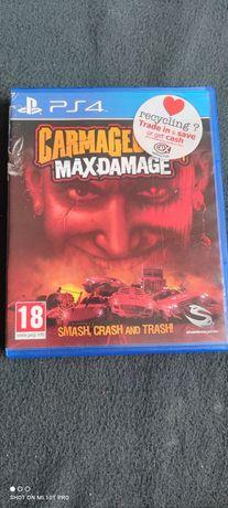 Carmageddon max damage PS4 PlayStation 4