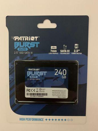 SSD Patriot 240GB