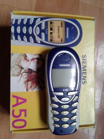 Мобильный телефон siemens A50