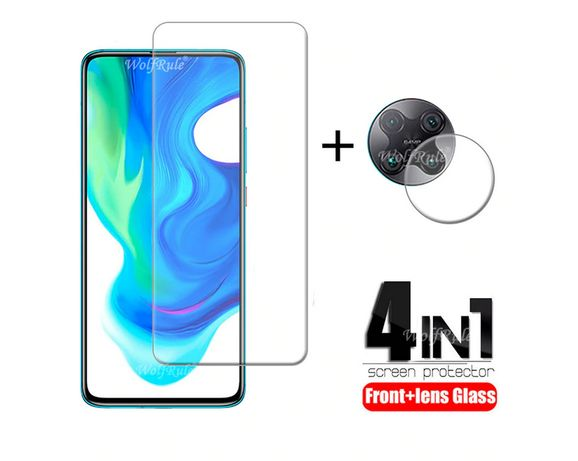 2 sztuki foli Xiaomi Poco F2 Pro szkło dla Poco F2 Pro szkło hartowane