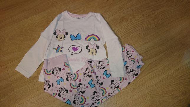 Piżamka dla dziewczynki rozmiar 104