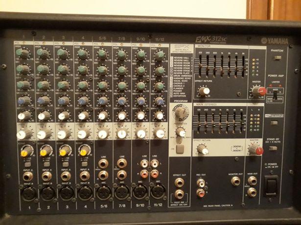 Powermixer Yamaha 312 SC