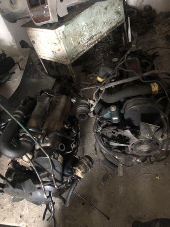 Двигун Andoria дизель на УАЗ газель 4с90