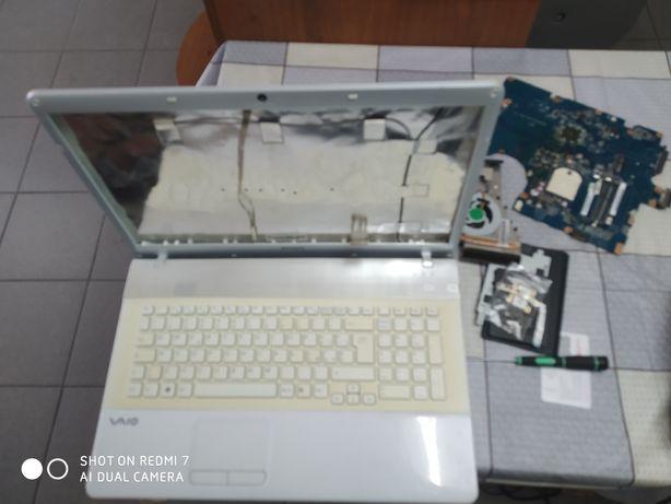 Sony pcg-71511m ноутбук