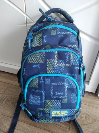 Sprzedam plecak chłopięcy CoolPack