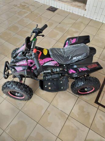 Moto4 Gasolina 49cc limitado a stock mini quad