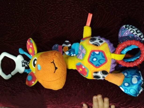 Игрушка подвеска жираф Playgro