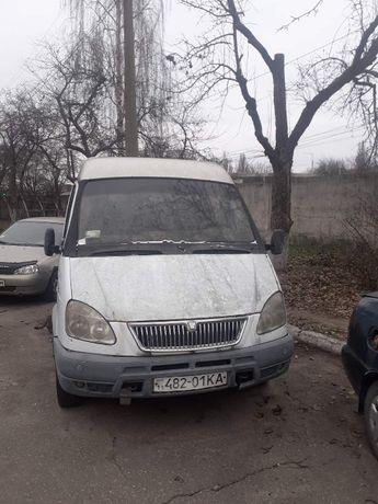 Мікроавтобус 2003року