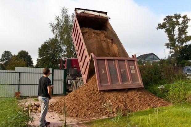 Песок, отсев, щебень, шлак до 10т, дрова строительные. Все районы.