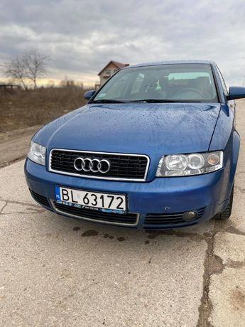 Sprzedam Audi A4 B6 silnik 2.4
