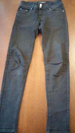 jeansy czarne roz. S