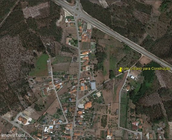 Lote Urbano para Construção de Moradia em Cantanhede (Varziela)