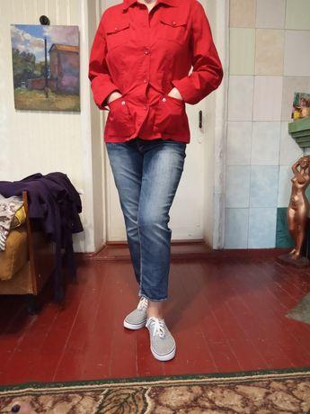 Куртка-ветровка женская. Размер 44-46