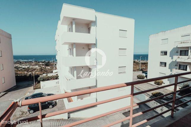 Excelente apartamento T2 com vistas mar