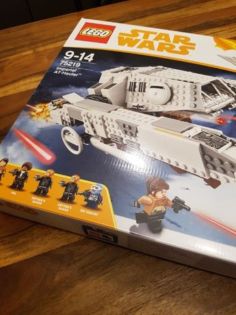 LEGO Star Wars 75219 Imperial AT-Hauler NOWY