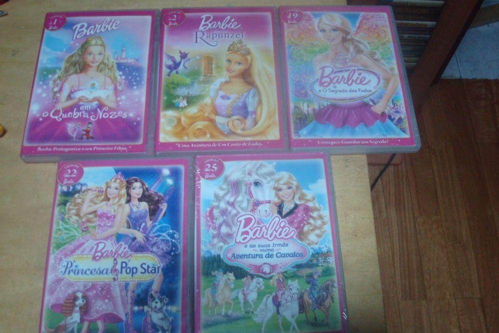16 Filmes originais da barbie 1 deles em 3d Bougado (São Martinho E Santiago) - imagem 1