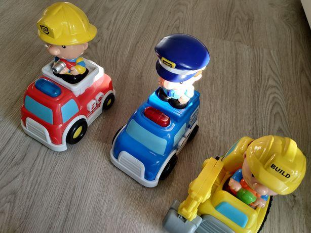3 carros