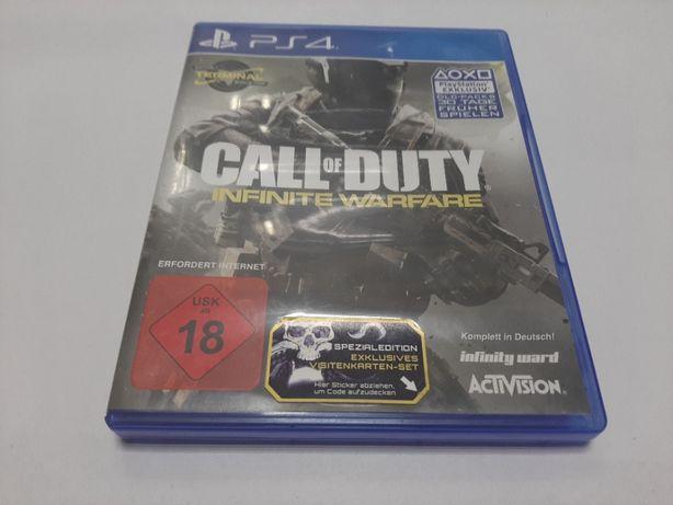 Gra PS4 Call Of Duty Infinity WARFARE