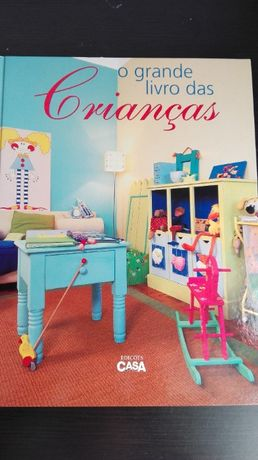 Livros decoração e atividades para crianças