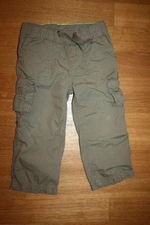 Spodnie bojówki Lupilu rozm. 86