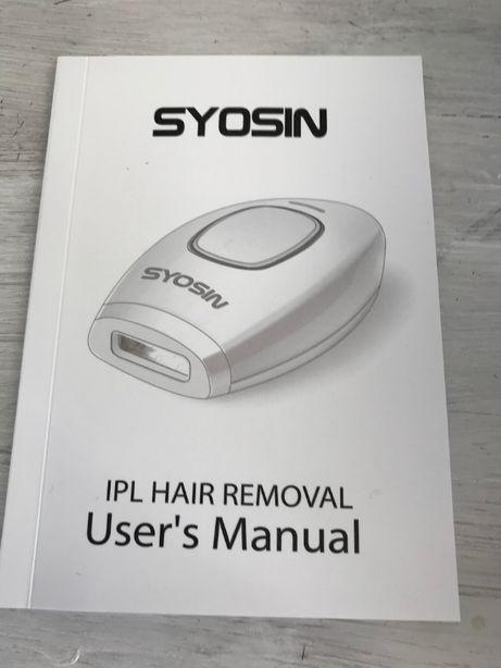 Depilador IPL (luz pulsada) Pessoal