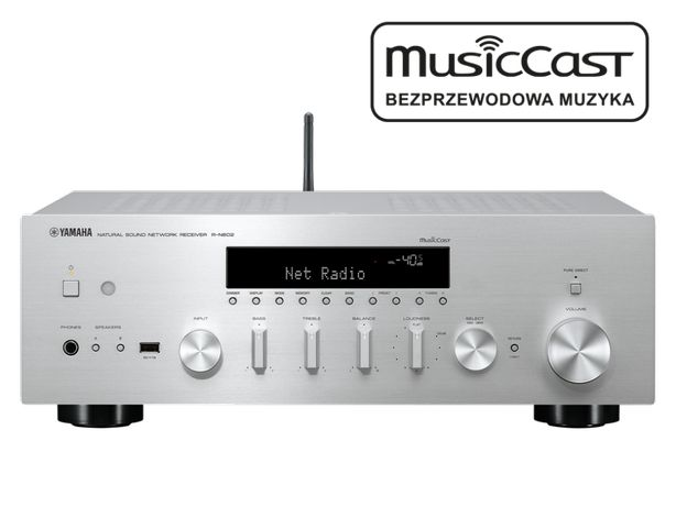 YAMAHA R-N803D amplituner sieciowy stereo 2 kolory