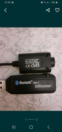 Отдам Bluetooth и зарядное устройство и т.д.