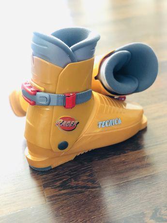 Buty narciarskie dziecięce Tecnica jak nowe rozm 33
