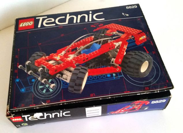 Lego Technic 8829