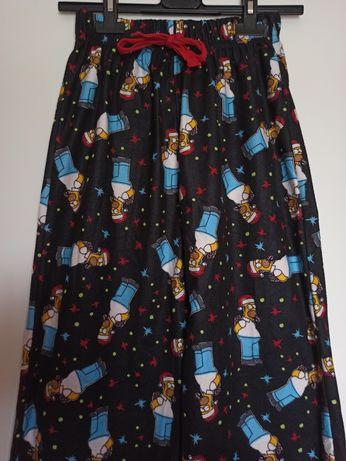 Spodnie piżamowe The Simpsons