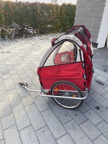 Przyczepka rowerowa
